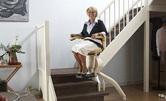 monte escaliers handicare fabricant de monte escaliers. Black Bedroom Furniture Sets. Home Design Ideas